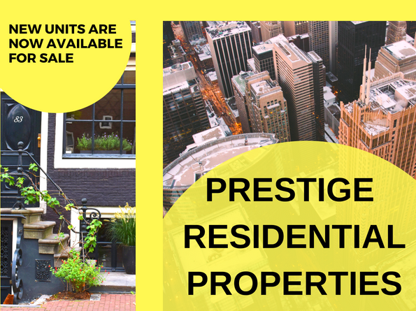 Prestige properties in bangalore