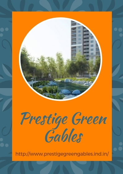 Prestige Green Gables Apartment Bangalore