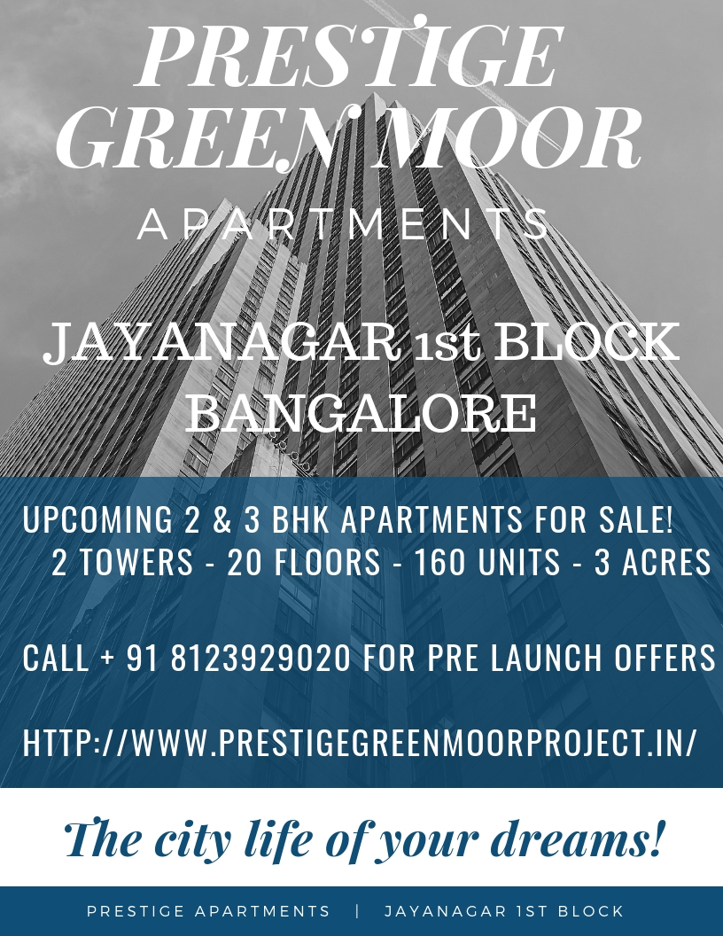 Location Highlights of Prestige Green Moor