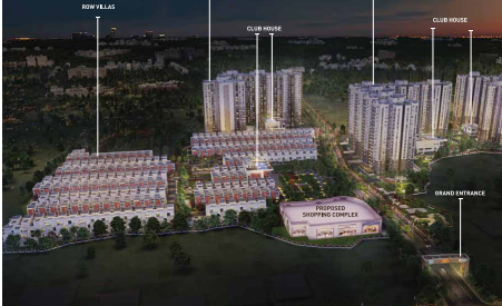 Shriram Divine City Villas