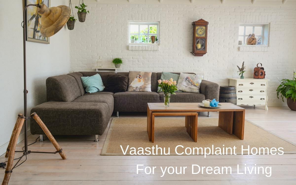 Sobha Dream Gardens-vasstu compliant homes