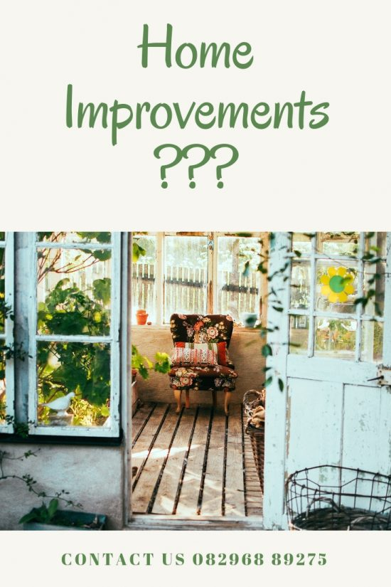 Before buying your dream home check out home improvement.