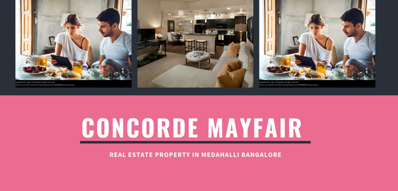 Concorde Myafair Project in Medahalli Bangalore.